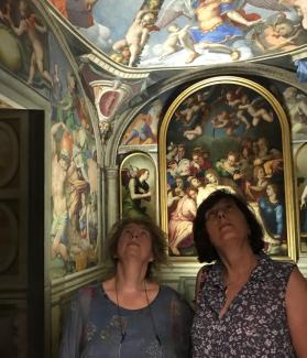 Palazzo Vecchio, látogatás