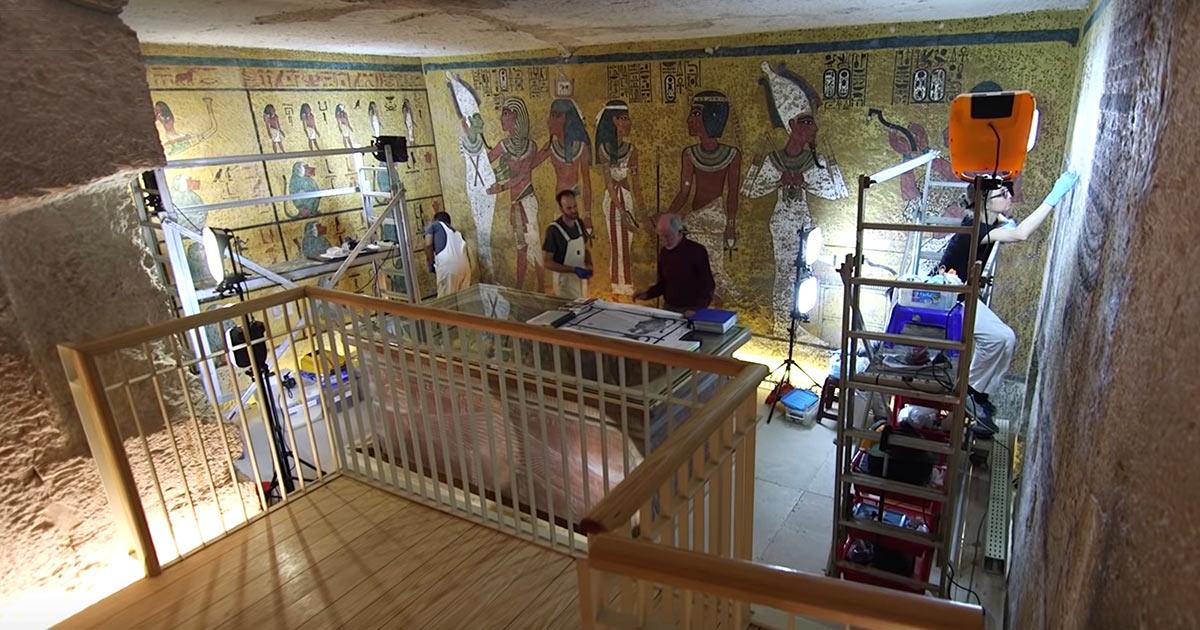 Tomba-Tutankhamen